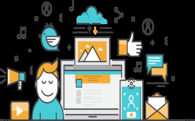 Cómo las redes sociales ayudan al posicionamiento SEO de un despacho