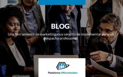 Aumentar las visitas en un blog mediante el marketing de contenidos