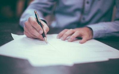 Cómo redactar circulares informativas